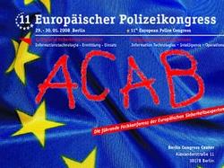 Polizeikongress ACAB