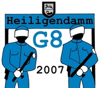 Heiligendamm-Logo blau